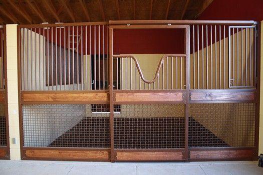 Metal Horse Stalls / Metal Horse Stall | Rockin J Equine