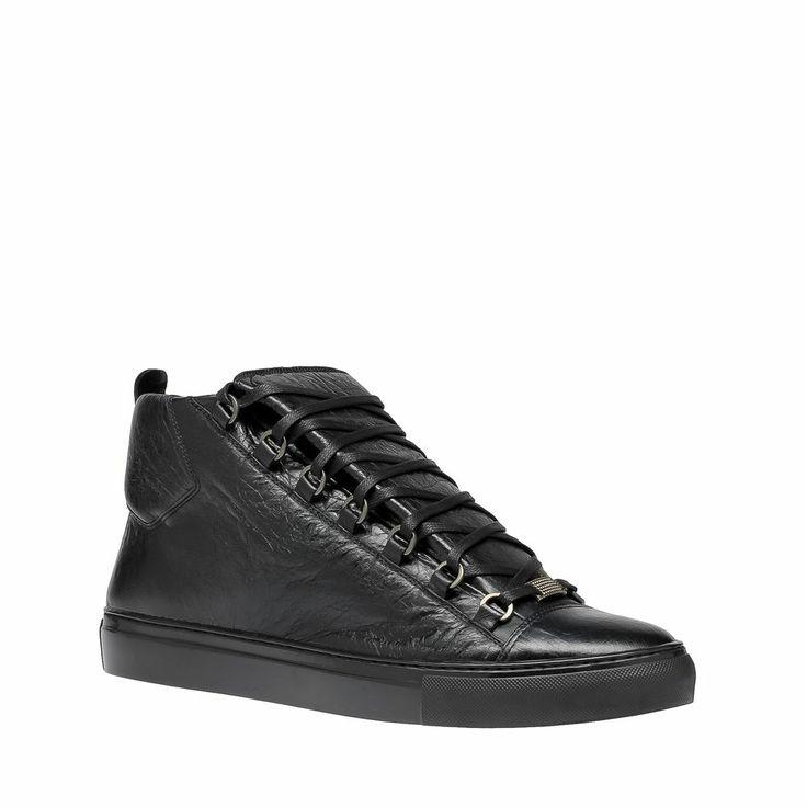 Need these...... Balenciaga Arena High Sneakers
