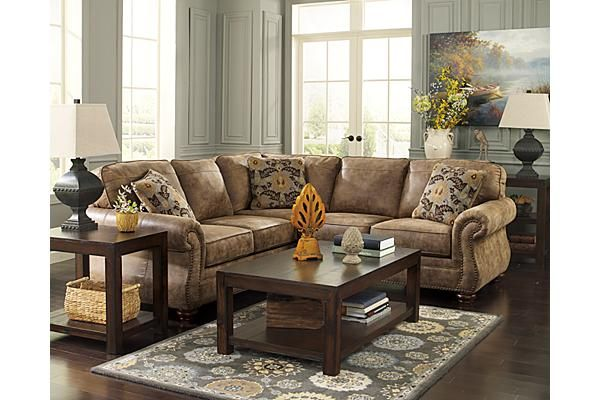 The Larkinhurst Sectional From Ashley Furniture Homestore