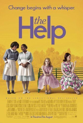 The Help ~ 2011 best book ever and movie is awesome!