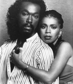 Ashford & Simpson (Nickolas Ashford (R.I.P.) & Valerie Simpson), husband & wife songwriting/production team and recording artists. As a duet, their hits included Solid (As a Rock) and Found a Cure. They were very successful as songwriters, writing for Motown hits Ain't No Mountain High Enough, You're All I Need To Get By, Ain't Nothing Like the Real Thing, and Reach Out and Touch (Somebody's Hand). They also wrote Chaka Khan's I'm Every Woman and Teddy Pendergrass' Is It Still Good to You?…