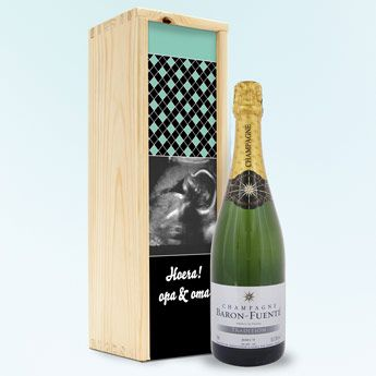 Champagne > zo vier je met bubbels jullie zwangerschap