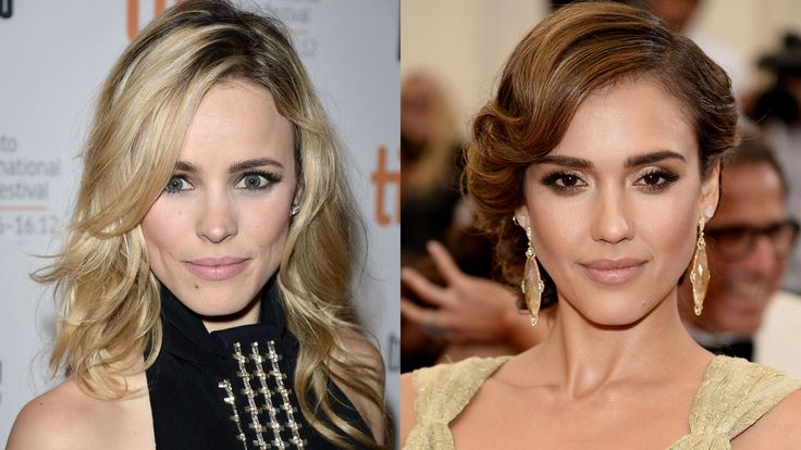Post-Mean Girls and pre-Wedding Crashers, McAdams considered joining the Fantastic Four franchise, but the Invisible Woman role eventually went to Jessica Alba, who had plenty of butt-kicking experience from her previous work on Dark Angel. Can you imagine a world where Rachel McAdams traded Noah Calhoun for the Human Torch?   - HarpersBAZAAR.com
