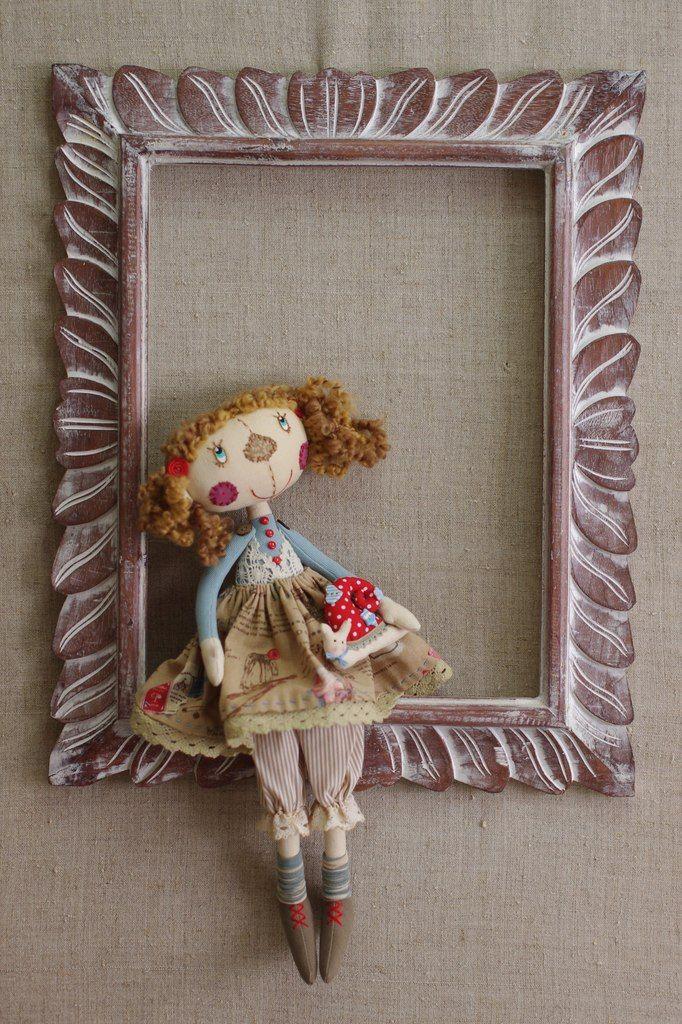картинки кукол в рамках скидывают фото своих
