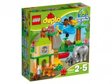 LEGO DUPLO 10804 džungle | Multitoys.cz