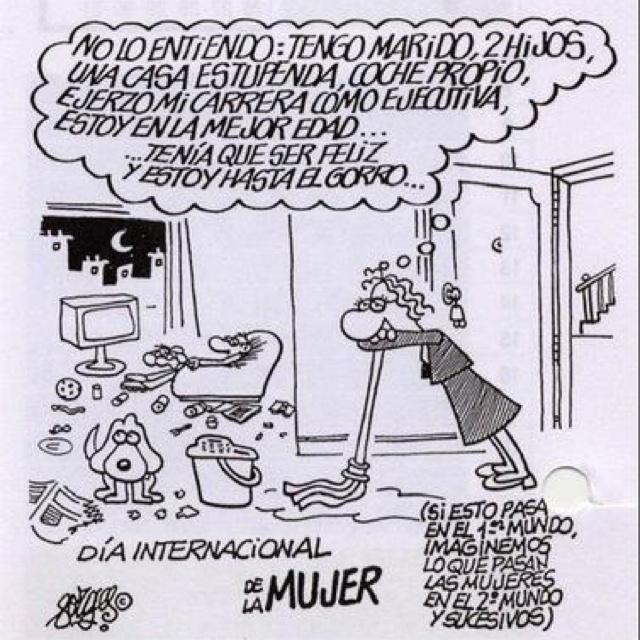 El Día de la Mujer Trabajadora según Borges.