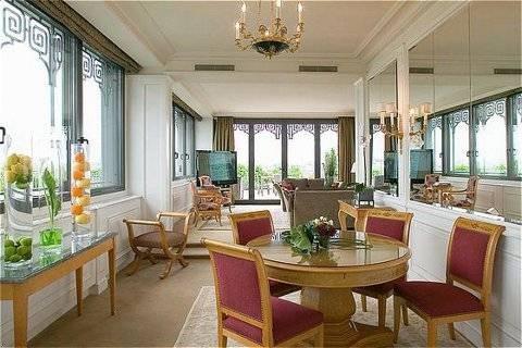 Belle Etoile Suite - Le Meurice hotel - Paris, France
