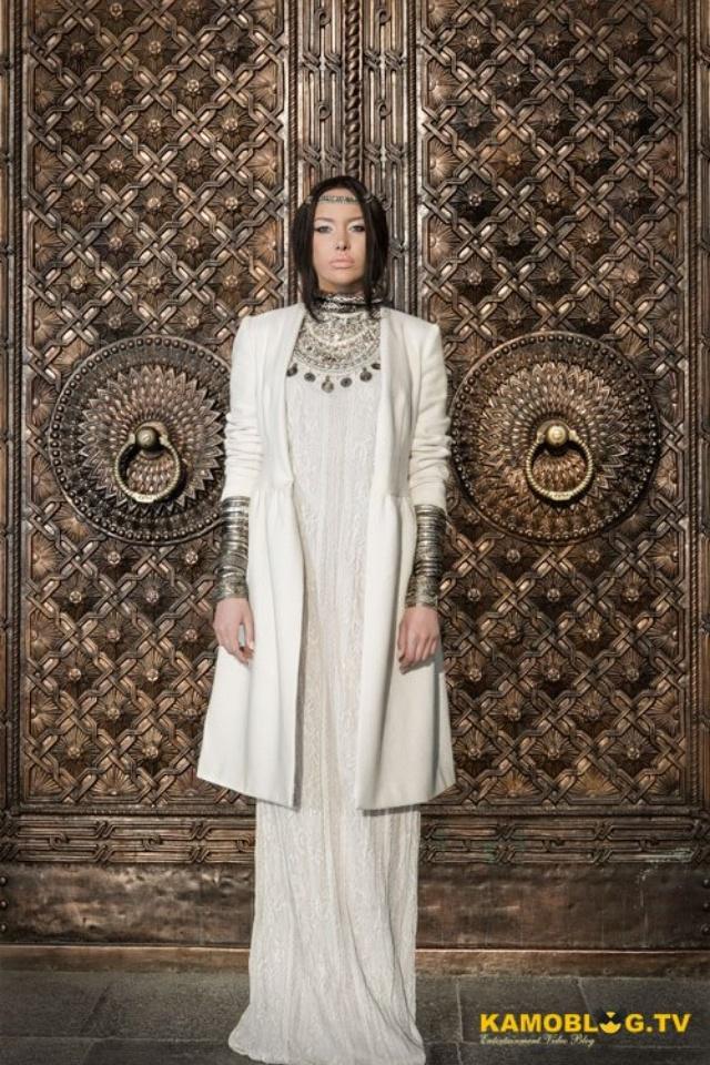 Armenian Ethnic Inspired Fashion