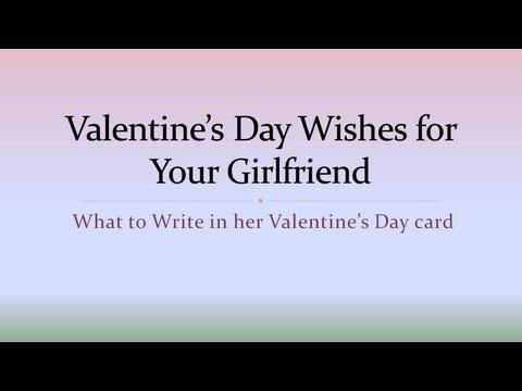 valentine day list msg