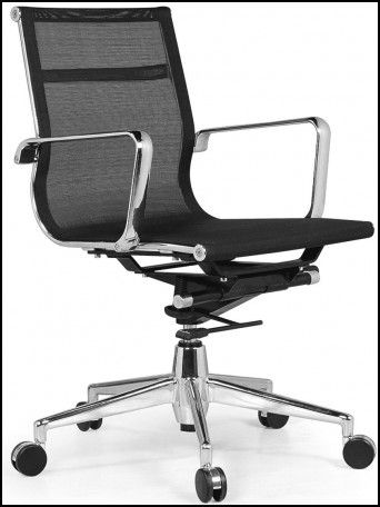 Wheeled Office Chair