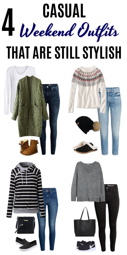 Casual weekend outfits: Outfit Ideas for Women #fashionover40 #outfits #outfitideas #fashion #style