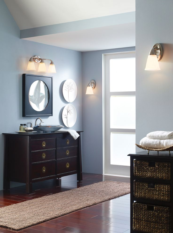 spectacular bathroom vanities brampton. Lahara Bath and Vanity Lighting by Progress available at Denney  Design http 22 best Inspiration images on Pinterest Bathroom