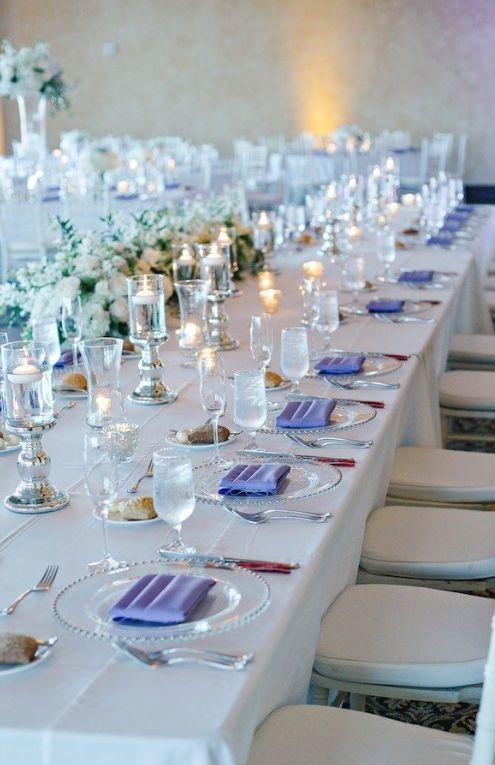218 best Purple Wedding Ideas images on Pinterest | Lilac wedding ...