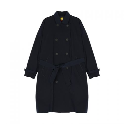 WORK TRENCH (NAVY)   ALAND   Multi-brand Fashion Store of Designer Pieces