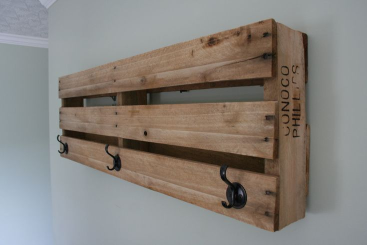 Wall mounted coat rack woodworking projects plans - How to make a wall mounted coat rack ...