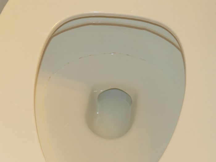 How to Clean that Stubborn Toilet Bowl Ring with .25 cents kool-aid !