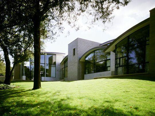 Stretto House Steven Holl photos