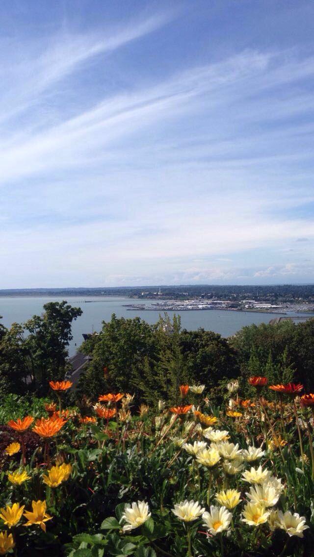 View from Western Washington University