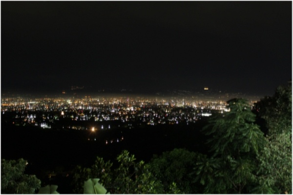 romantic place on punclut bandung