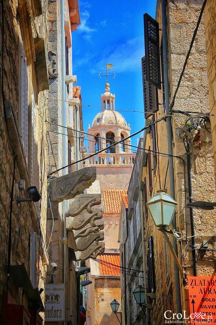 Katedra w. Marka | CroLove.pl | #croatia #hrvatska #chorwacja #korcula