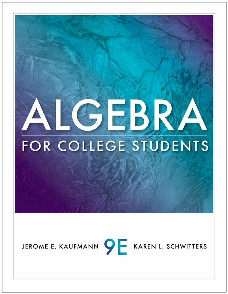 279 best ebooks of mathematics images on pinterest math algebra for college students available 2011 titles enhanced web assign used book in good condition fandeluxe Gallery