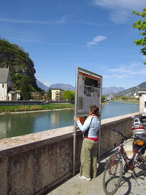 Arrivo a Trento