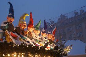 Weihnachtsmarkt Dresden elves