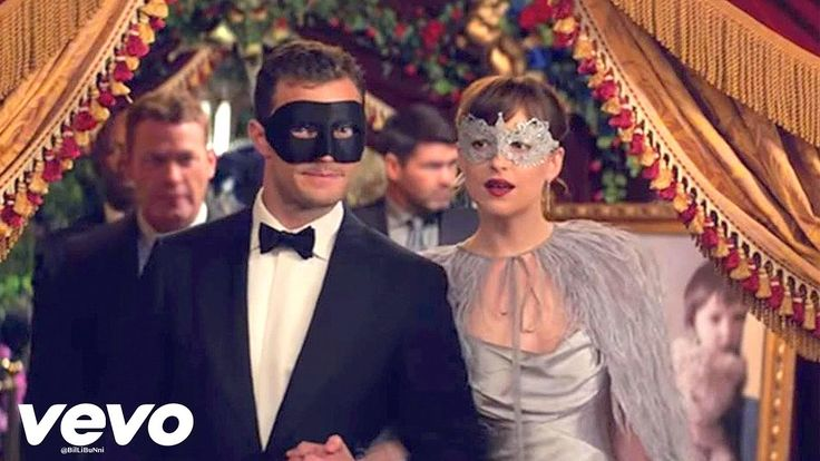 Fifty Shades Darker – Back to Black