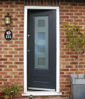 Rock Doors - Door installations in Hertfordshire   Windowman & Sons