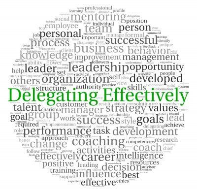 Best Delegating Images On   Project Management