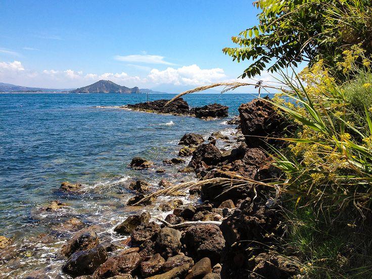Punta Lingua, Isola di Procida, Napoli, Italy  giugno 2016  #procida