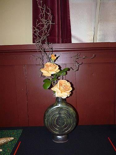 A modern arrangement - Preston Spring Show 2011