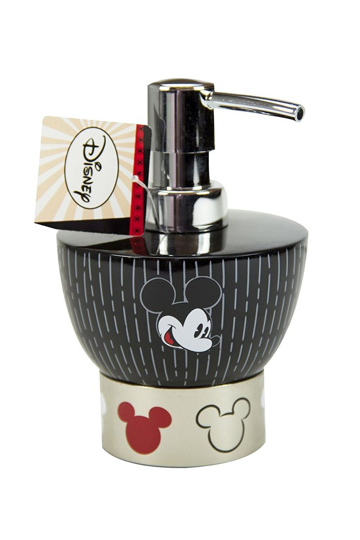 Best Images About I Mickey On Pinterest - Mickey mouse bathroom accessories