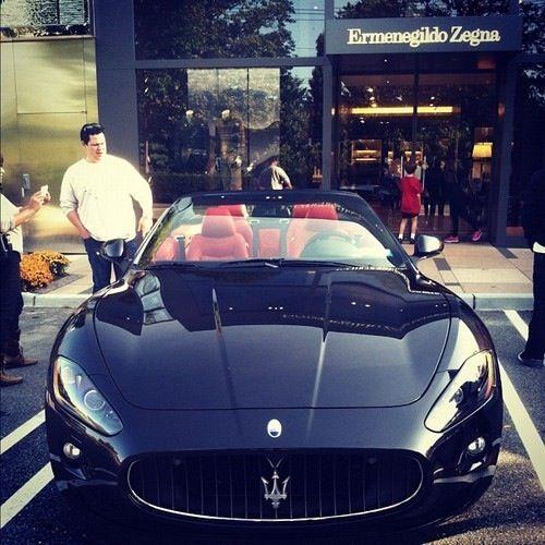 #maserati #spyder my absolute favorite car!!