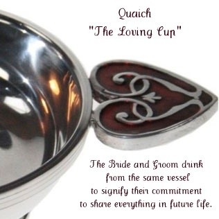 "Quaich ""The Loving Cup""   Scottish Wedding Tradition  http://buyaquaich.com/4-5-heart-of-the-highlands-quaich"