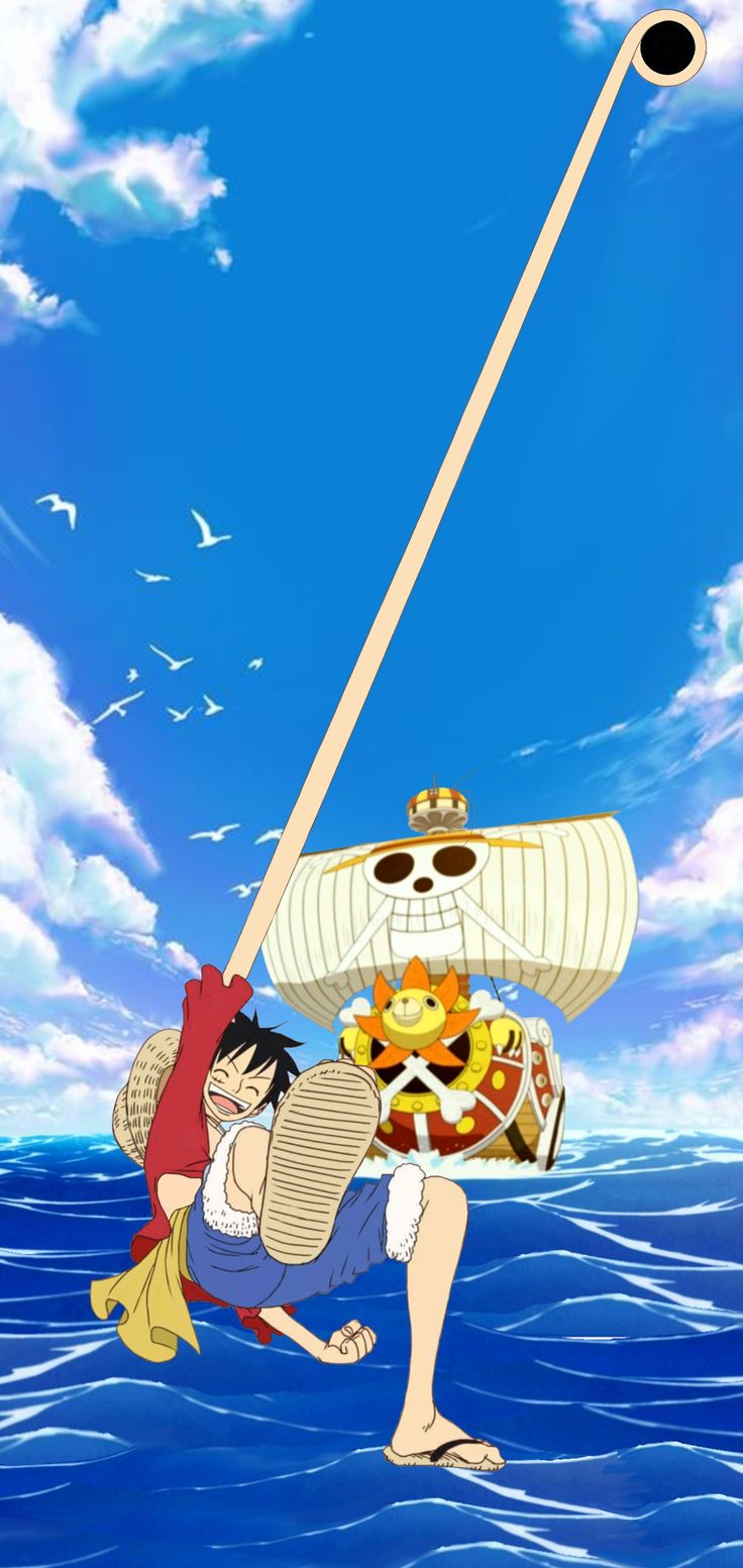 Casing samsung s10 lite hard case one piece wallpaper portgas ace one piece. Luffy Ocean Thousand Sunny One Piece Wallpaper Galaxy s10 ...