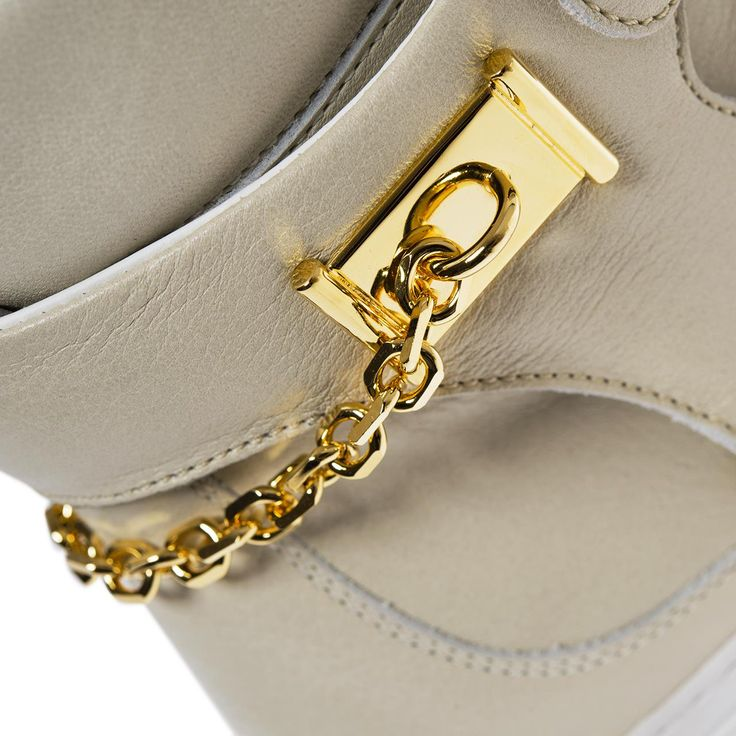 #DSIDE #SNEAKERS #WILD #WOMANCOLLECTION #SS15 Style made in full grain italian leather and gold plated brass jewel