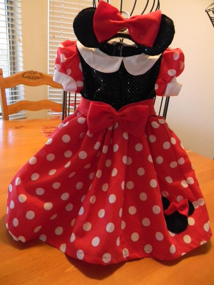 17 best ideas about mouse costume on pinterest minnie - Princesse minnie ...