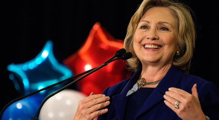 By Election Day, Hillary Clinton will have stumped for candidates in over 15 states, with sometimes multiple events at each destination. Description from cnn.com. I searched for this on bing.com/images