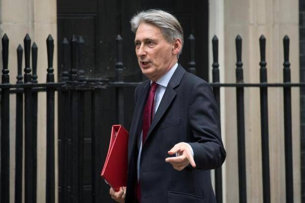 Brexit Britain grew faster than expected in fourth quarter but surging insolvencies cast dark shadow    Chancellor Philip Hammond: Driving UK plc with Boris Brexit and chums playing up in the backseat Getty  It isnt hard to predict the reaction of Boris Brexit to the economic growth figure of 0.5 per cent for the fourth quarter of 2017: Yowza! Look at that! Project Fear be damned. Believe in Britain. Were flying!   Solid said the BBC more modestly. Dear old Auntie. It would be an…
