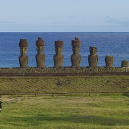 ©Ko Hon Chiu Vincent - Chile - Easter Island province of the Valparaíso Region - Rapa Nui National Park