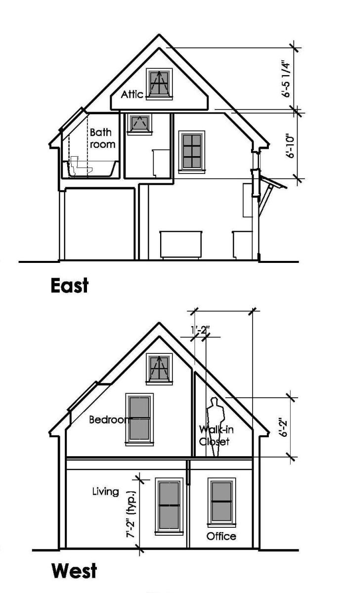 100 pizza hut floor plans of houseplans com cottage for Small hut plans