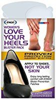Women's Love Your Heels Blister Pack | ENGO Blister Prevention PatchesSarah Papin-Thomas