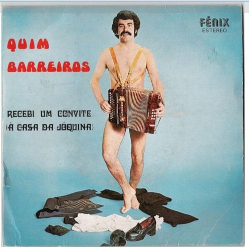 Quim Barreiros really knows how to sex up the accordian!