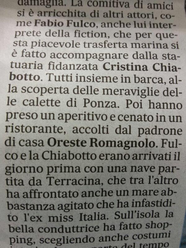 Orestorante #Ponza#