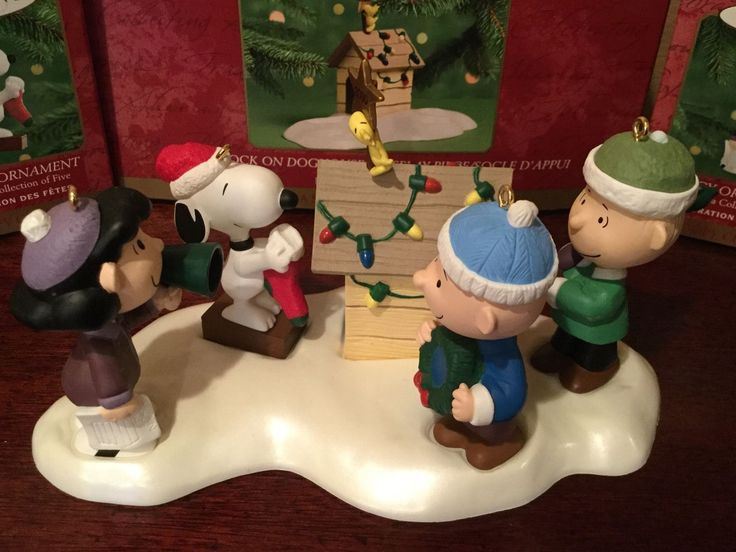 274 best Hallmark Ornaments images on Pinterest | Snoopy, Peanuts ...