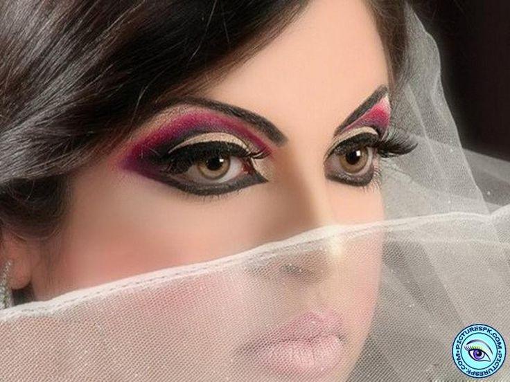 Nice Arabic Bridal Make Up Tips Collection