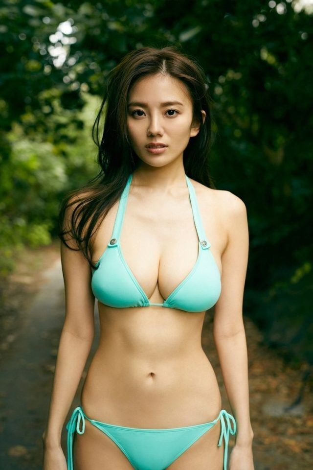 Hottest asian bikini remarkable, rather