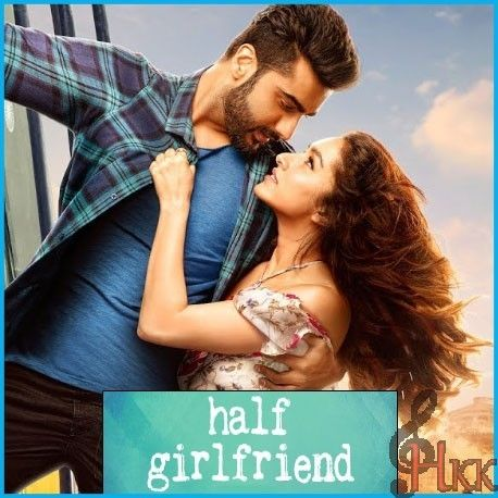 HindiKaraokeKart.com  Mere Dil Mein - Half Girlfriend (Mp3 Format) Best Quality Hindi Bollywood Karaoke Tracks