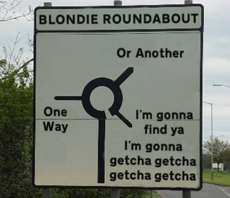 Yes, but Roundabout is a different song altogether. Pun intended, and major props to you if you get it. :)